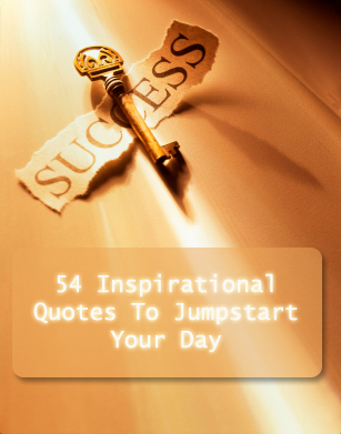 inspiring quotes for students. 54 Inspirational Quotes To Jumpstart Your Day