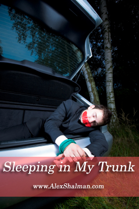 Sleeping in My Trunk (The Drunk Driving Story)