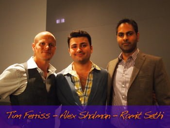 Meet the Authors: Tim Ferriss and Ramit Sethi